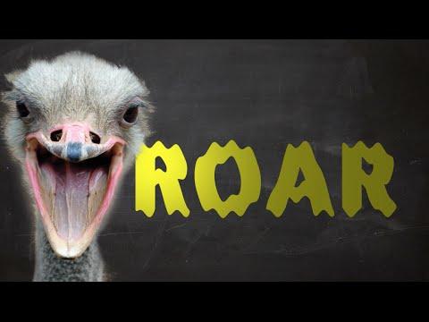 A Male Ostrich Can Roar Like a Lion: Weird But True!