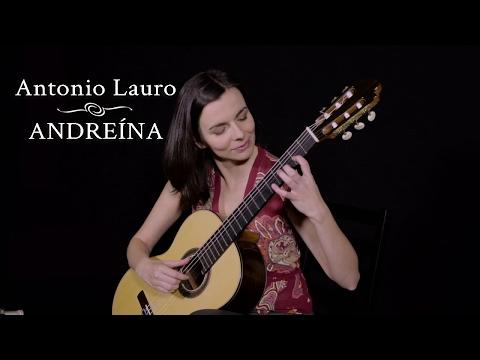 Sanja Plohl plays Antonio Lauro: Andreína (Vals venezolano nº2)