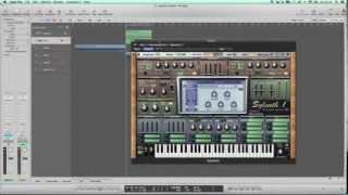 Sylenth1 Tutorial - Martin Garrix - Wizard Lead