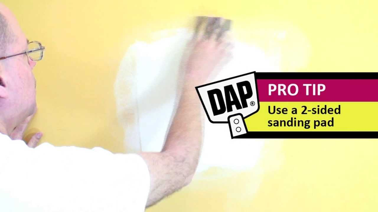 How to Do Easy Drywall Repair with DAP Presto Patch