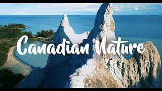 Canadian Nature - 4K - DJI Mavic Pro