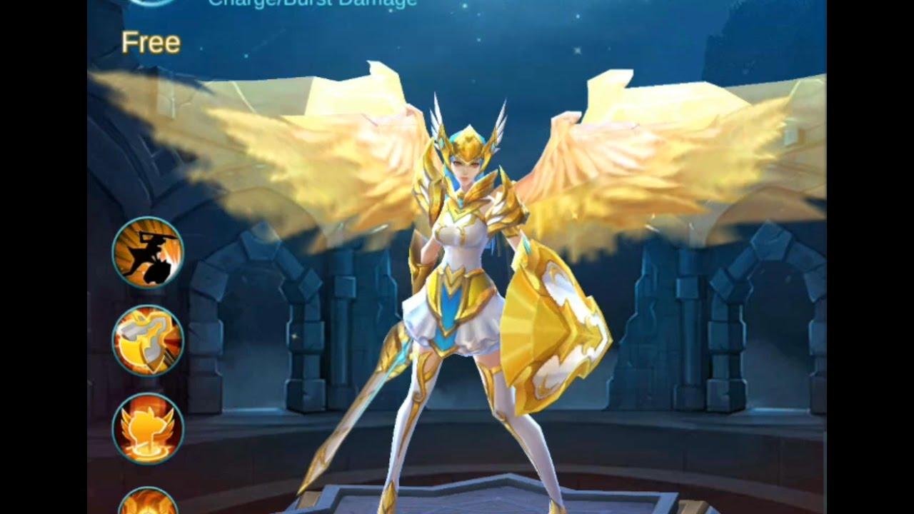 Freya ← Mobile Legends : Bang bang Online Match Up Mode ...