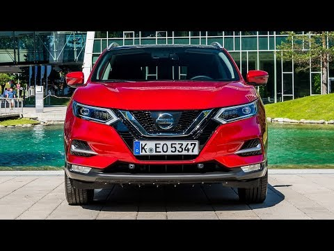 2018 Nissan Qashqai - interior Exterior and Drive