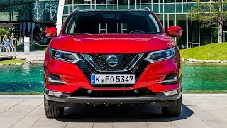 2018 Nissan Qashqai - interior Exterior and Drive