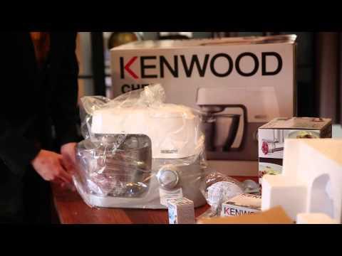 kenwood chef sense xl kvl6010t doovi. Black Bedroom Furniture Sets. Home Design Ideas