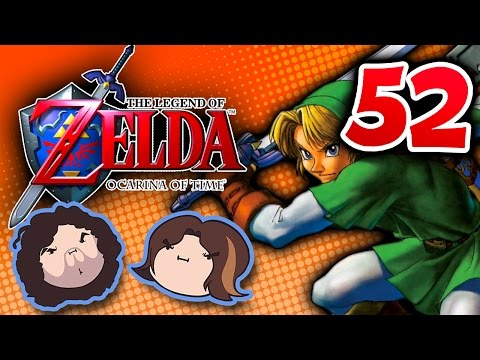 Zelda Ocarina of Time: Rich and Famous - PART 52 - Game Grumps