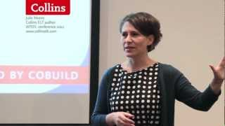 Julie Moore at IATEFL 2012: Breaking down the AWL Thumbnail