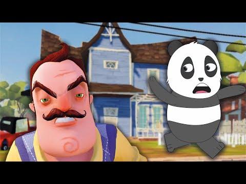 Panda Kötü Komşunun