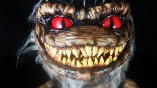 Custom Kenny De Paepe 1:1 Scale Critters Movie Prop Replica