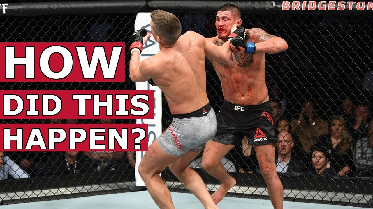 The One Mistake Stephen Thompson Made Against Anthony Pettis Fight Review Youtube
