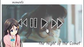Ночь кометы | The Night of the Comet | Hui Xing Lai De Na Yi Ye | Клип на дораму