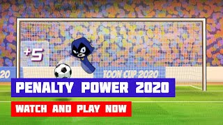 Cartoon Network: Penalty Power (2020) · Game · Gameplay