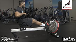 Life Fitness GX Rowing Machine