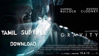 Gravity Tamil Subtitle Download | Gravity Movie Download link in Description | Best Space Movie List