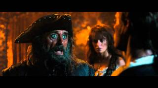 Pirates of the Caribbean: On Strange Tides - Trailer 2
