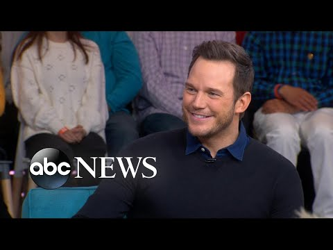 Chris Pratt's 'big reveal' about the new 'Avengers' movie | GMA
