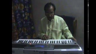 adha hai chandrama raat aadhi...Navrang by Mukul Kumar