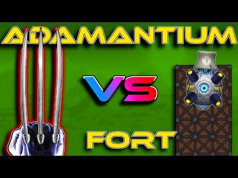 Making an Invulnerable Fort! (Well Defended) - Forts RTS [123]