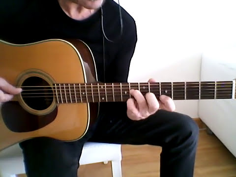 Pink Floyd - Shine On You Crazy Diamond - Acoustic Guitar Cover Fingerstyle