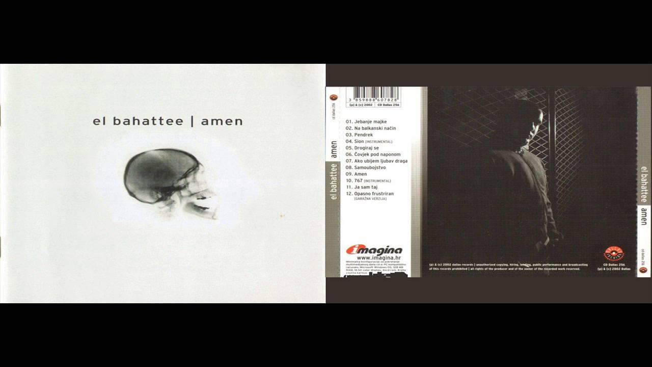 Download El Bahattee - Amen 2002 (Ceo Album) HQ