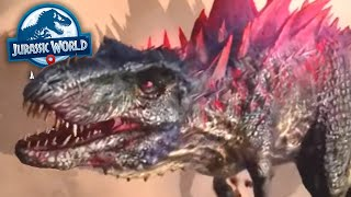 GODZILLA REX RAID BATTLES ARE COMING! - Jurassic World Alive