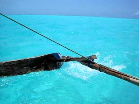 Fishing Catamaran - Zanzibar, Tanzania
