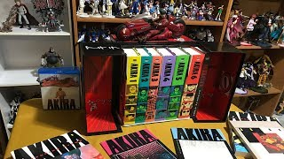 It's finally here: The Akira 35th Anniversary Box Set from Kodansha...