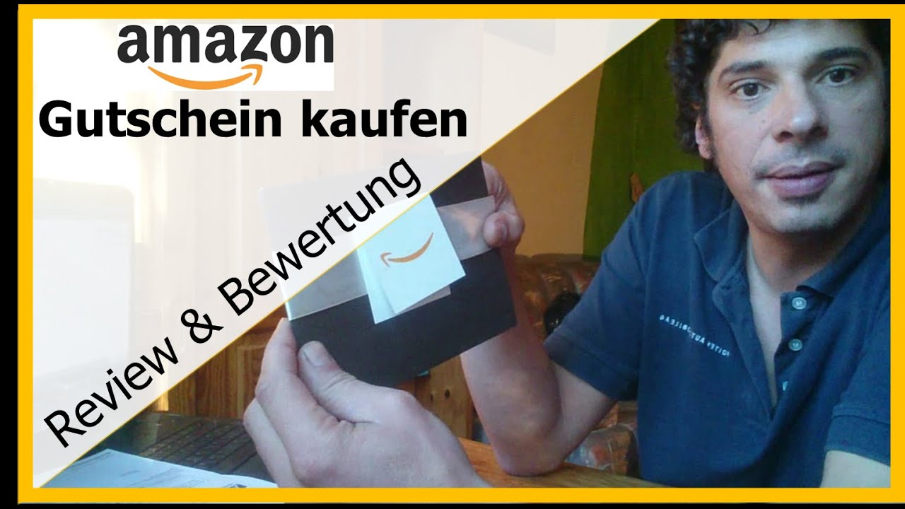 amazon gutschein kaufen review das ist zu beachten video 1 youtube. Black Bedroom Furniture Sets. Home Design Ideas