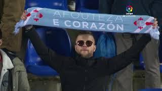 Calentamiento CD Leganés vs RC Celta