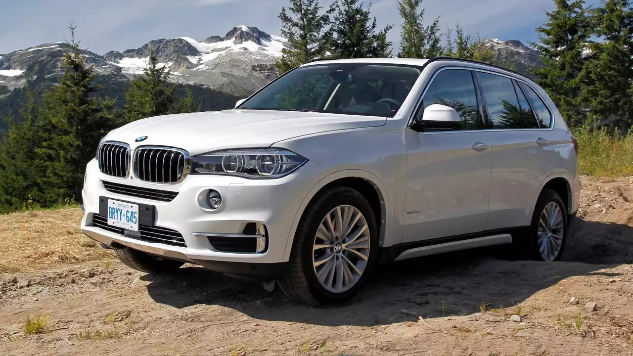 Bmw X5 2017 Car Review
