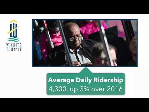 City of Wichita Transit 2017 Fast Facts