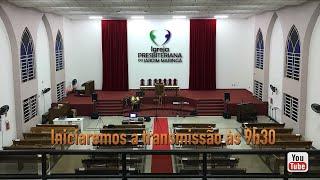 Escola Dominical - 22-11-2020 - Ao vivo