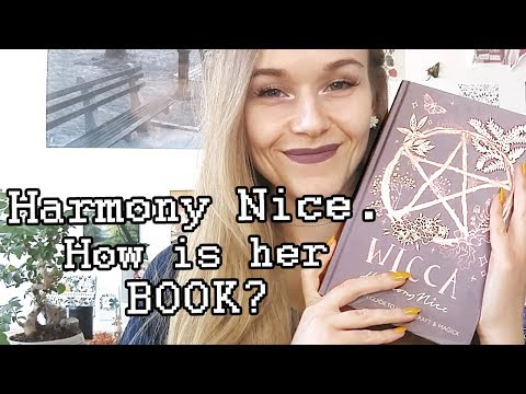 """""""Wicca"""" by Harmony Nice BOOK REVIEW 