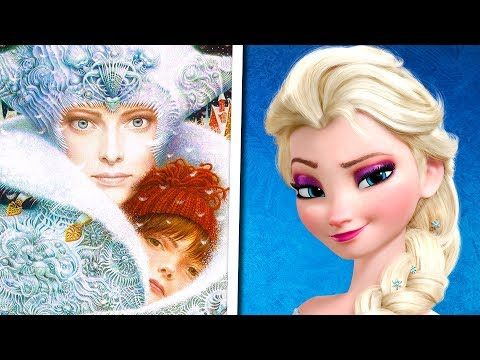 The Messed Up Origins of Frozen | Disney Explained - Jon Solo