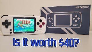 BittBoy PocketGo... Is It Worth $40?
