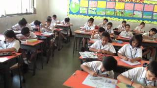 DPSS IV-A Drawing Competition Bijli Bachao