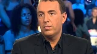 Jean-Marc Morandini - On n'est pas couché 10 novembre 2007 #ONPC