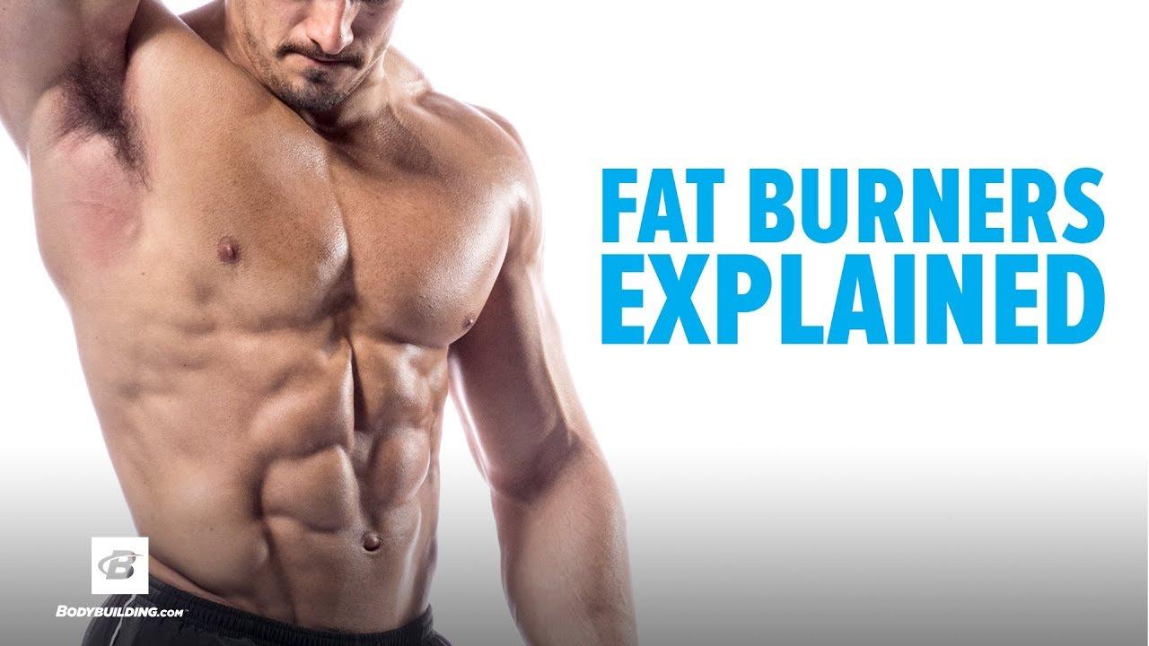 bodybuilder fat burning
