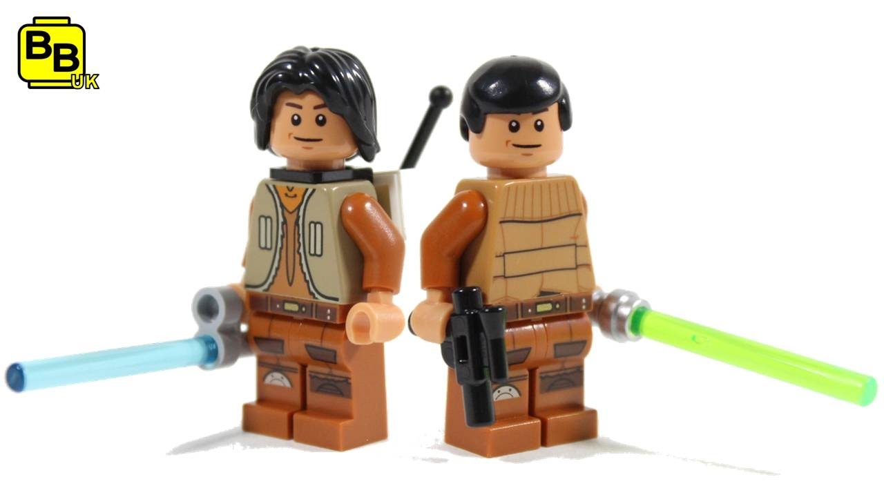 lego star wars rebels ezra bridger season 1 amp 3 minifigure