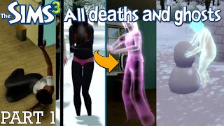 The Sims 3 All Deaths and Ghosts PART 1 (World Adventure-Seasons+Stores!)(, 2015-02-19T16:33:33.000Z)