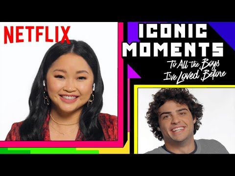 Guess The Most Iconic To All The Boys Moments ft. Lana, Noah, Anna & Janel | Netflix
