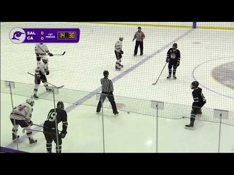 Cushing Academy - Varsity Boys Hockey vs. Salisbury School