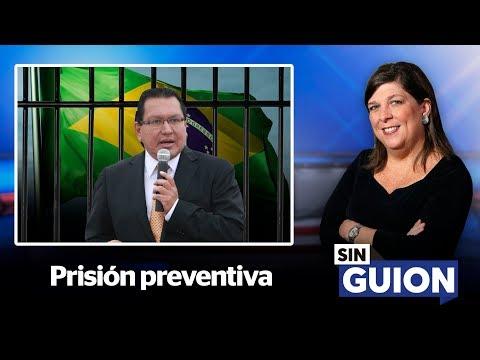 Prisión preventiva  - SIN GUION con Rosa María Palacios