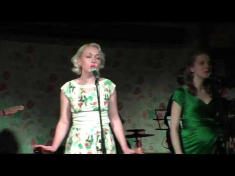 Marshmallows - Please Mr. Postman (The Marvelettes cover) @ Клуб