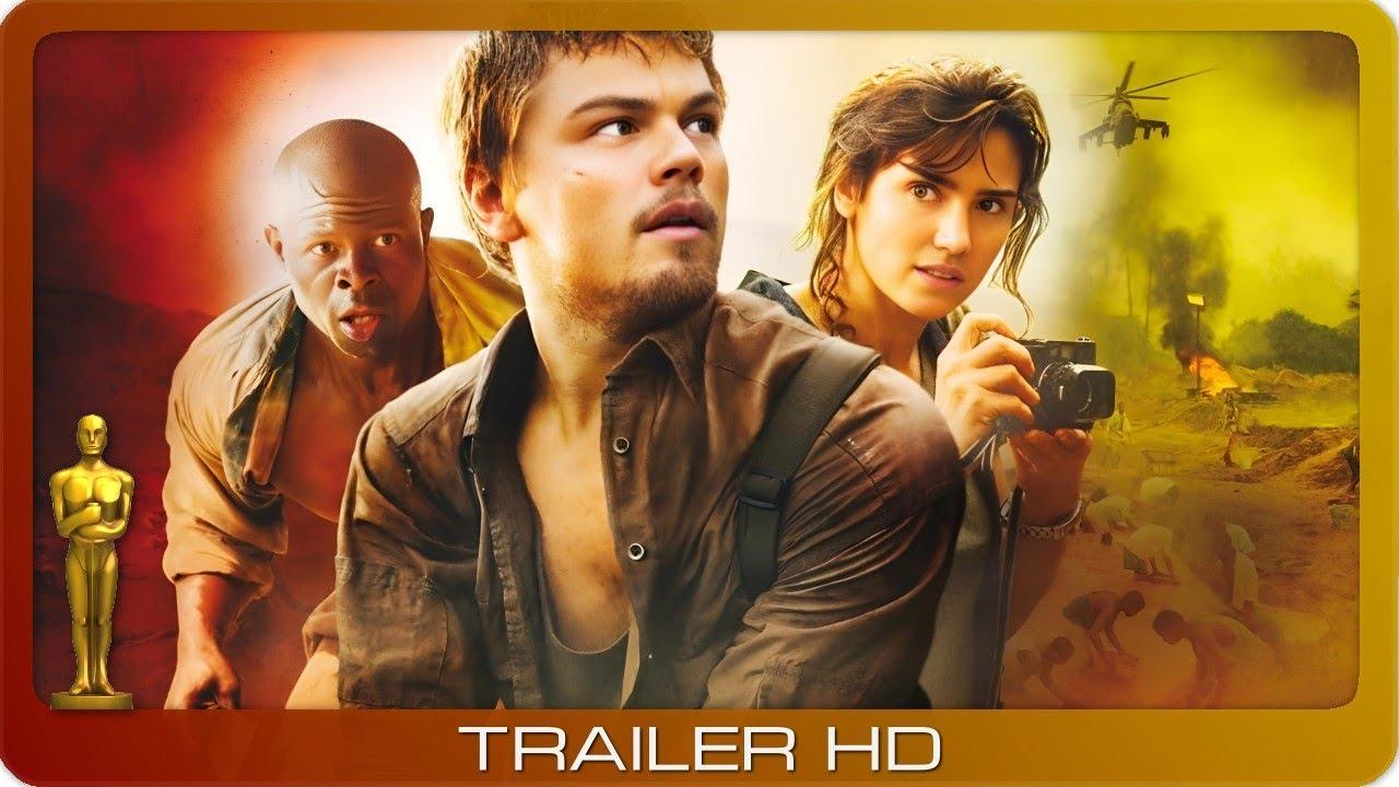 Blood Diamond ≣ 2006 ≣ Trailer ≣ German | Deutsch