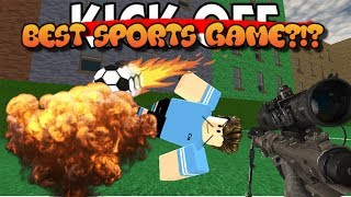 BEST SPORTS GAME? (No its roblox)
