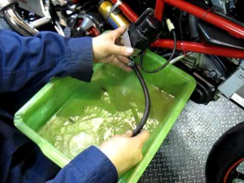 Ducati Fuel Pump Replacement