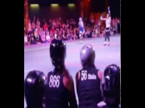 Bayou City Bosses vs Brawlers [HRD Bout #3, May 18, 2013]