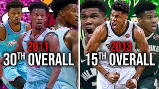The Biggest NBA Draft Day STEALS Since 2000