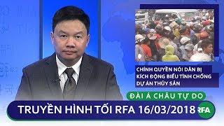 Tin tức thời sự   Chính quyền nói dân bị kích động biểu tình chống dự án thủy sản